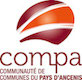Le logo de la COMPA