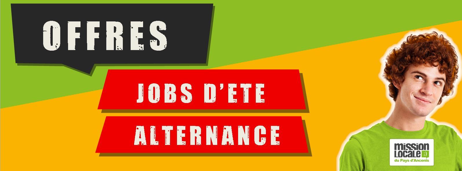 offres jobs ete alternance 2017