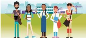 Arpe l'aide pour les jeunes diplômés professionnels