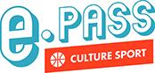 Logo E pass culture sport