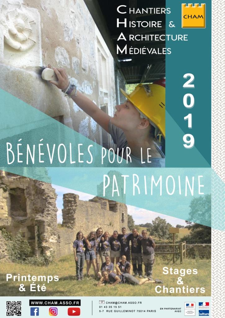 Chantier de bénévole à la Turmelière -  7 au 26 juillet